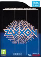 Zaxxon pochette VC-Arcade (E6VP)