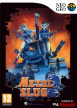 Metal Slug 2 pochette VC-NEOGEO (EA2P)