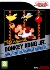 Donkey Kong Jr. pochette VC-NES (FABP)