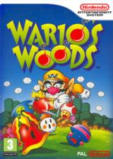 Wario's Woods pochette VC-NES (FAMP)