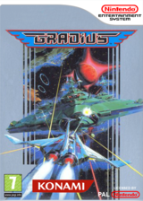 Gradius pochette VC-NES (FARP)
