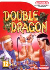 Double Dragon pochette VC-NES (FD2P)