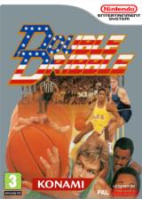 Double Dribble pochette VC-NES (FDQP)