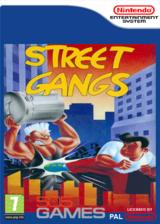 Street Gangs pochette VC-NES (FDVP)