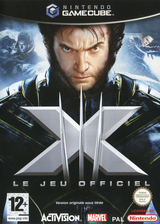 X-Men: Le Jeu Officiel pochette GameCube (G3XP52)
