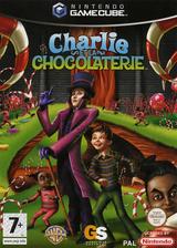 Charlie et la Chocolaterie pochette GameCube (G4CP54)