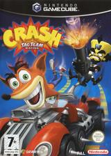 Crash Tag Team Racing pochette GameCube (G9RF7D)