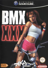 BMX XXX pochette GameCube (GB3P51)