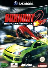 Burnout 2: Point of Impact pochette GameCube (GB4P51)