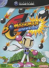 Bomberman Generation pochette GameCube (GBGP7D)