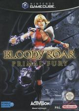 Bloody Roar: Primal Fury pochette GameCube (GBLP52)