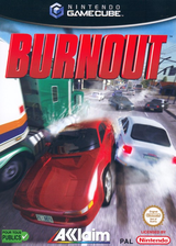 Burnout pochette GameCube (GBOP51)