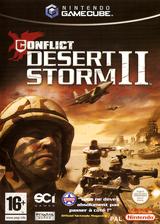 Conflict: Desert Storm II: Back to Baghdad pochette GameCube (GC2P75)