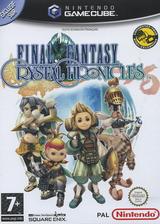 Final Fantasy Crystal Chronicles pochette GameCube (GCCP01)