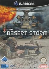 Conflict: Desert Storm pochette GameCube (GCFP75)