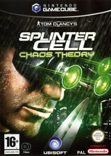 Tom Clancy's Splinter Cell: Chaos Theory pochette GameCube (GCJP41)