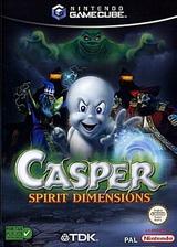 Casper: Spirit Dimensions pochette GameCube (GCPP6S)