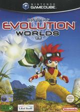 Evolution Worlds pochette GameCube (GEWP41)