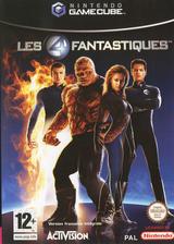 Les 4 Fantastiques pochette GameCube (GF4F52)