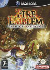 Fire Emblem: Path of Radiance pochette GameCube (GFEP01)