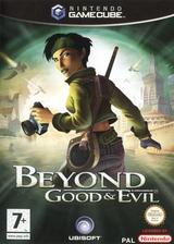 Beyond Good And Evil pochette GameCube (GGEY41)