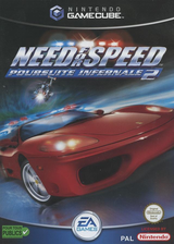 Need for Speed : Poursuite Infernale 2 pochette GameCube (GH2P69)