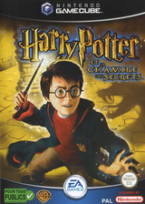 Harry Potter and the Chamber of Secrets pochette GameCube (GHSX69)