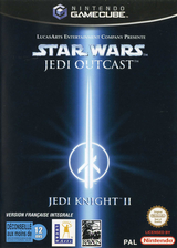 Star Wars Jedi Knight II: Jedi Outcast pochette GameCube (GJKF52)