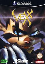Vexx pochette GameCube (GJXP51)