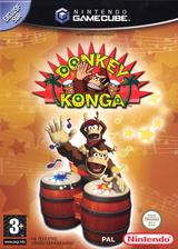 Donkey Konga pochette GameCube (GKGP01)