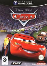Cars: Quatre Roues pochette GameCube (GKJF78)