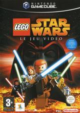 Lego Star Wars:Le Jeu Vidéo pochette GameCube (GL5X4F)