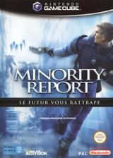 Minority Report: Le futur vous rattrape pochette GameCube (GMWF52)