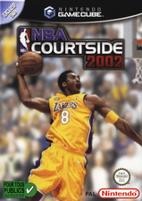 NBA Courtside 2002 pochette GameCube (GNBP01)