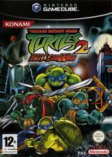 Teenage Mutant Ninja Turtles 2: Battle Nexus pochette GameCube (GNIPA4)