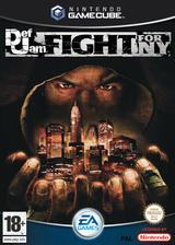 Def Jam: Fight For NY pochette GameCube (GNWP69)