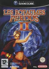 Les Royaumes Perdus II pochette GameCube (GR2P52)
