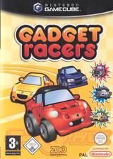 Gadget Racers pochette GameCube (GROP7J)