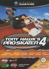 Tony Hawk's Pro Skater 4 pochette GameCube (GT4P52)