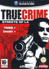 True Crime: Streets of LA pochette GameCube (GTLX52)