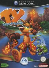 Ty:Le Tigre de Tasmanie pochette GameCube (GTYP69)