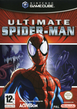 Ultimate Spider-Man pochette GameCube (GUTF52)