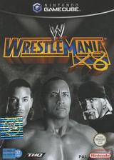 WWE Wrestlemania X8 pochette GameCube (GW3P78)