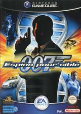 James bond 007 dans Espion pour Cible pochette GameCube (GW7F69)