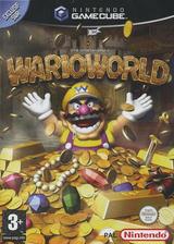 Wario World pochette GameCube (GWWP01)