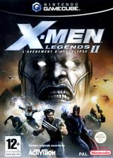 X-Men Legends II:L'Avenement d'Apocalypse pochette GameCube (GX2P52)