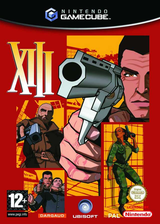 XIII pochette GameCube (GX3P41)