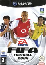 FIFA Football 2004 pochette GameCube (GXFP69)