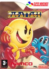 Pac-Attack pochette VC-SNES (JBLP)