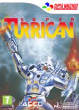 Super Turrican pochette VC-SNES (JBTP)